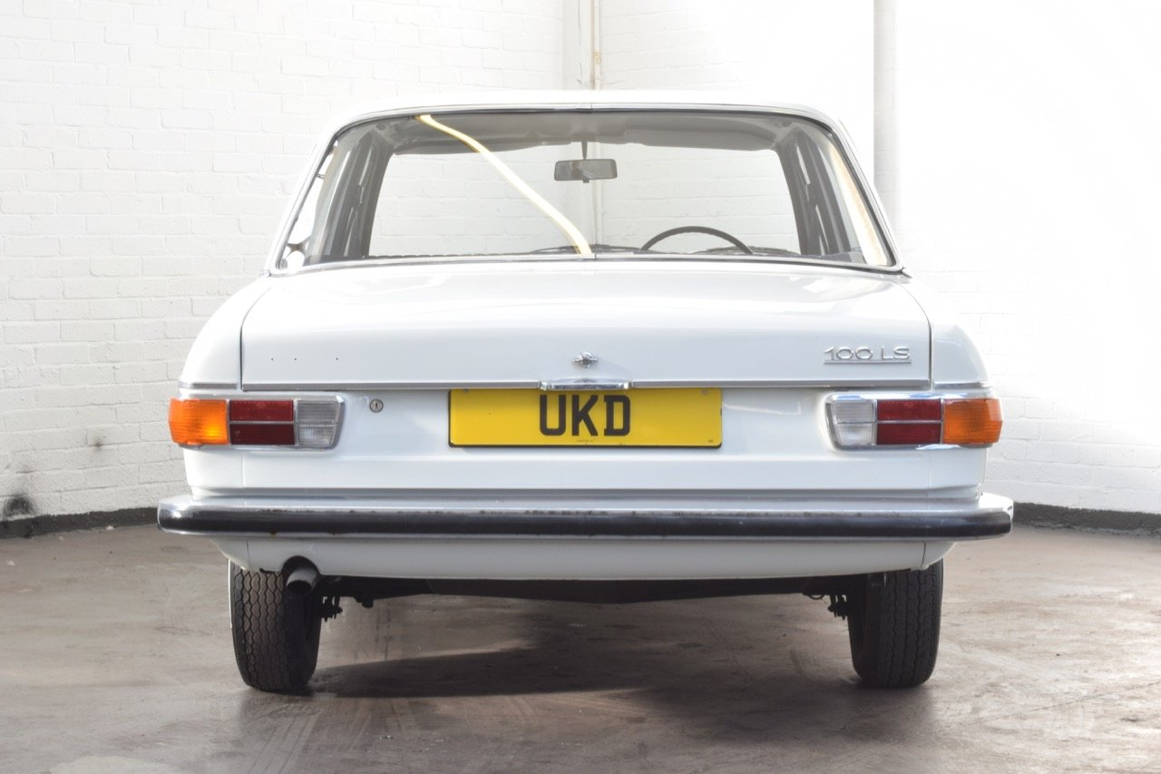 AUDI 100 LS 1.8 WHITE SALOON 1970 4DR SUMMER SALE! For Sale (picture 7 of 10)