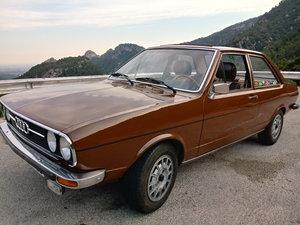 Classic Audi 80 - 1, 8 petrol - 1973