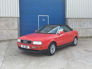 1993 Audi Cabriolet  For Sale by Auction