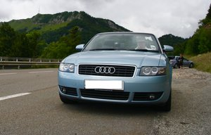 2003 Beautiful 2.4l V6 Audi A4 Cabriolet For Sale