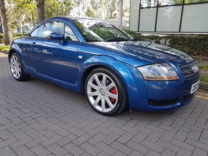 2003 Audi TT 225 BHP.1 LADY OWNER.F/S/H. For Sale
