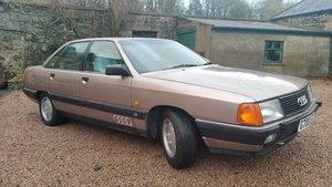 1989 Audi 100E C3 For Sale