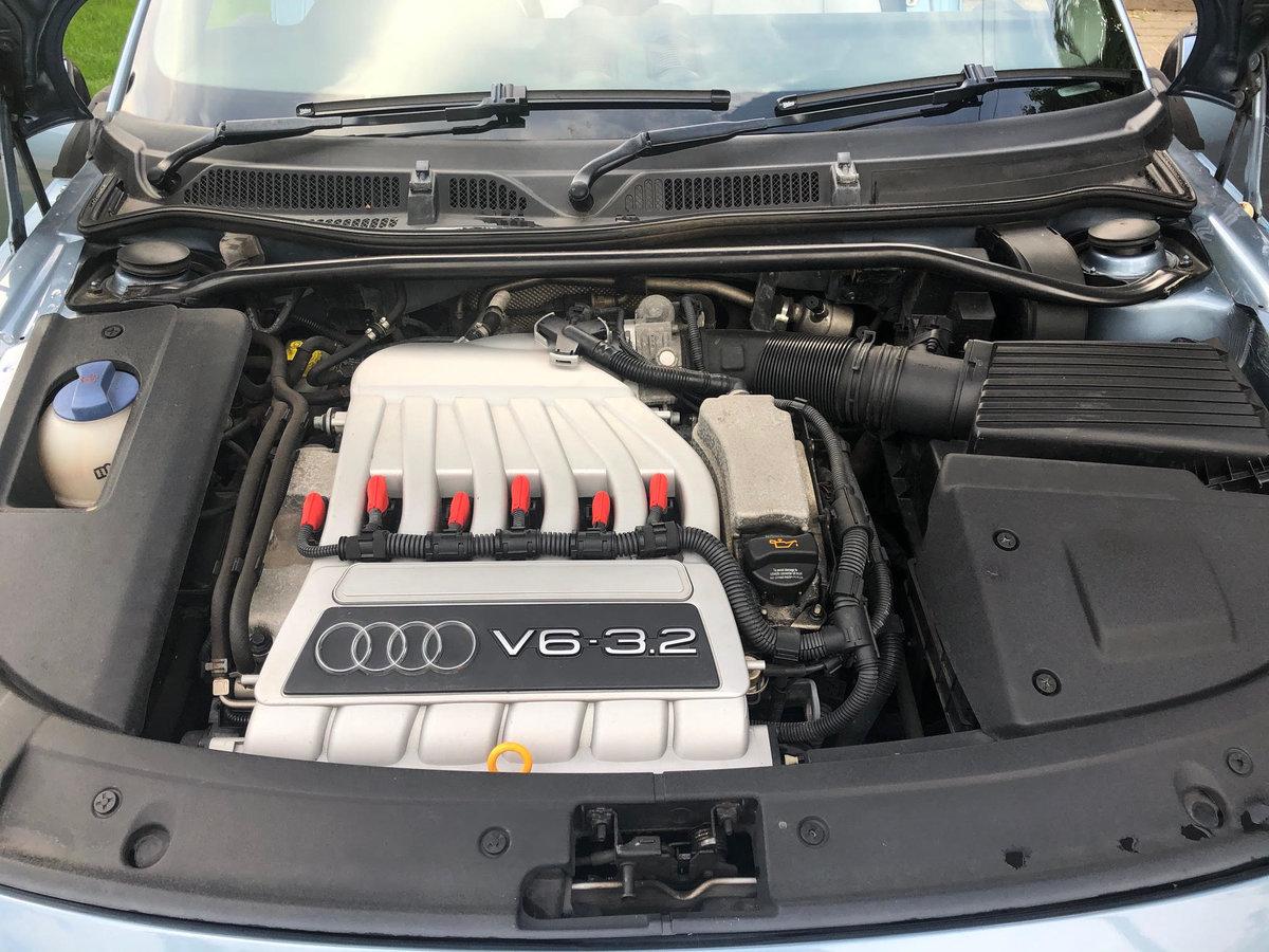2006 Audi TT 3.2 V6 Roadster Manual -  Full Audi SH SOLD (picture 6 of 6)