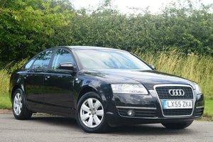 2005/55 Audi A6 SE 2.4 Auto CVT Petrol Saloon *24,581 MILES* For Sale