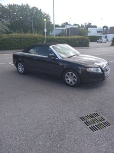 2007 Audi A4 cabriolet For Sale