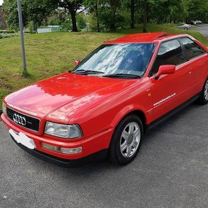1992 Audi Quattro 2.2 turbo coupe For Sale