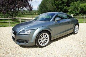 2007 Audi TT Coupe 3.2 V6 S Tronic - 29,000 miles, FASH