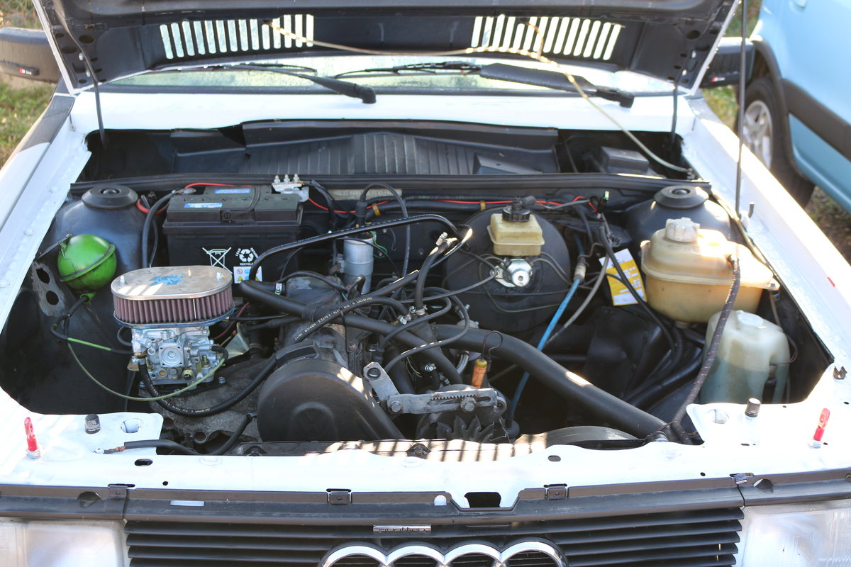 1987 audi coupe gt For Sale (picture 4 of 6)
