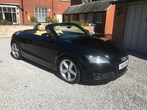 2009 Audi 3.2 TT Roadster - Manual Real Value For Sale