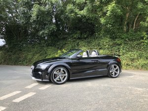 2013 13 AUDI TTRS PLUS ROADSTER BLACK ONLY 51000 MILES  For Sale
