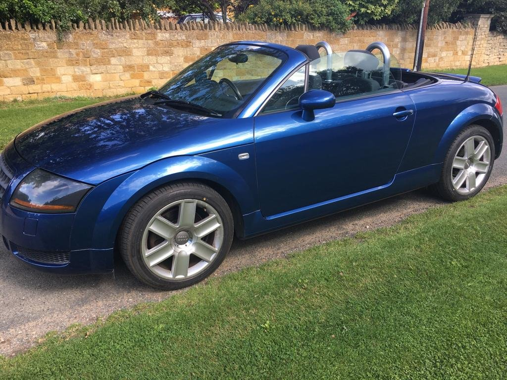 2003 Audi TT Roadster WITH GOOD PROVENANCE For Sale (picture 4 of 6)