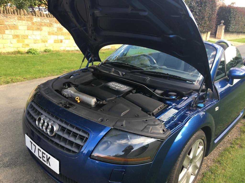 2003 Audi TT Roadster WITH GOOD PROVENANCE For Sale (picture 5 of 6)