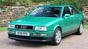 1996 AUDI S2 COUPE - 56000 MILES - BEST CAR IN UK