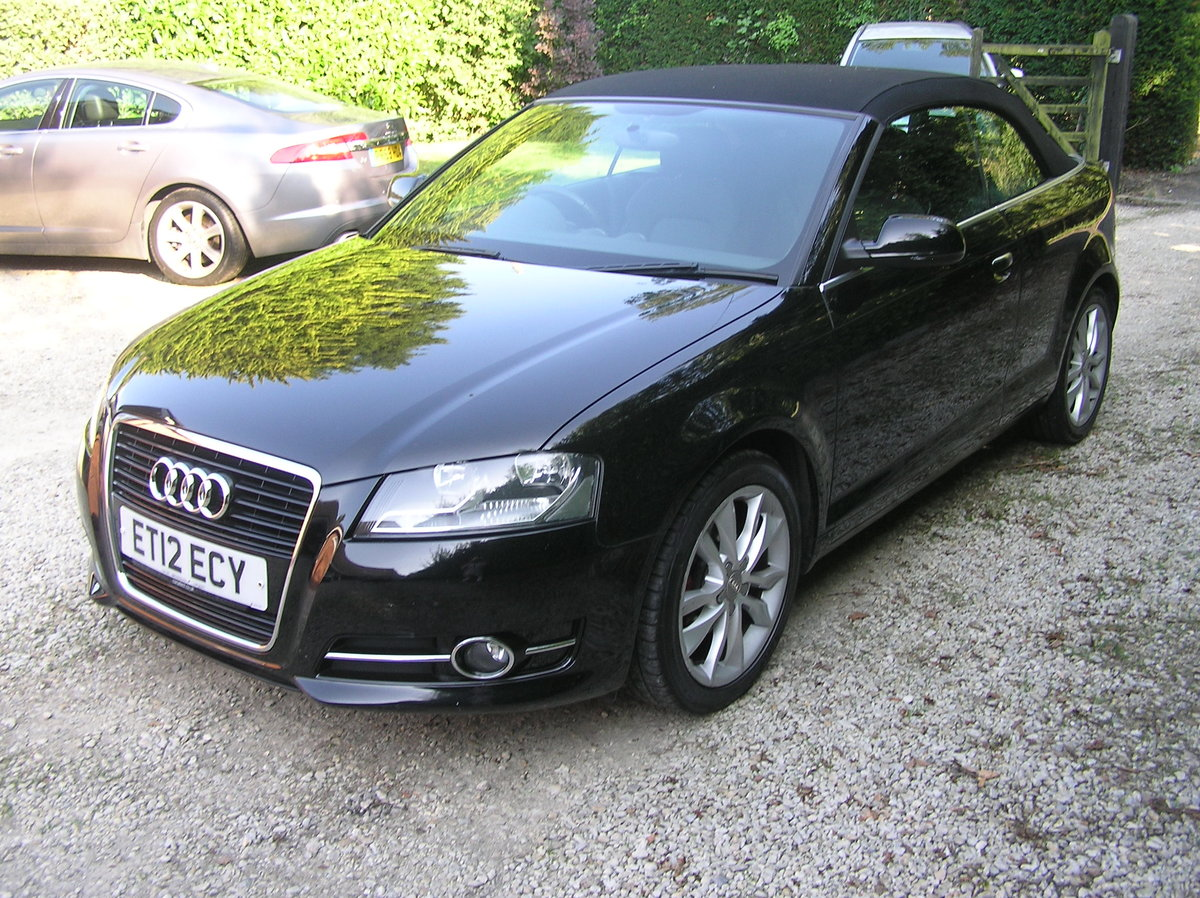 2012 Audi A3 Cabriolet 1.6 TDI Sport 2dr  For Sale (picture 4 of 6)