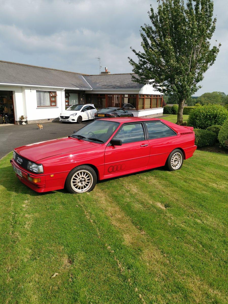 1985 Audi UR Quattro For Sale (picture 2 of 6)