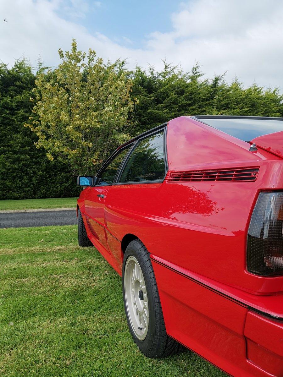 1985 Audi UR Quattro For Sale (picture 4 of 6)