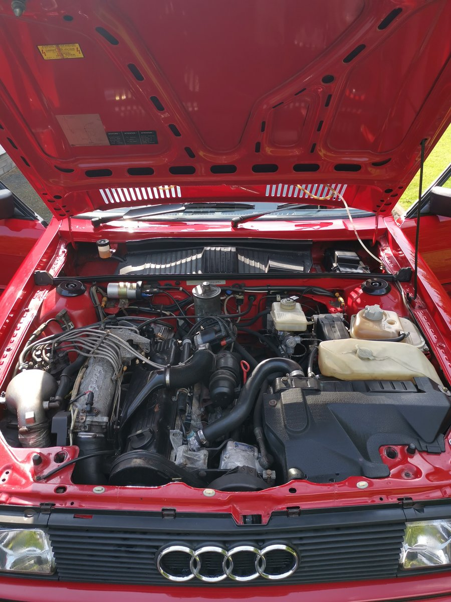 1985 Audi UR Quattro For Sale (picture 6 of 6)
