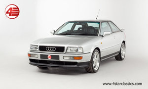 1993 Audi Coupe 2.3 E /// Freshly Serviced /// 44k Miles For Sale