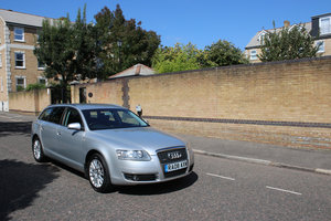 2008 Rare Low Mileage Audi A6 3.0 TDI Avant Estate For Sale