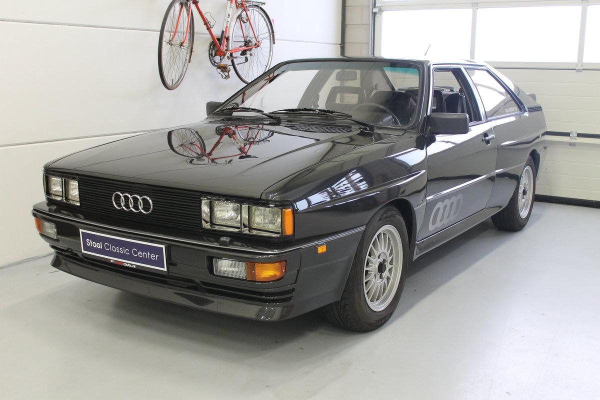 Audi Ur-Quattro Coupe 1980 Restored Unique Collectors item ...
