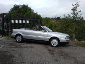 1993 Audi 80 2.3 Superb Original Manual Convertible  For Sale