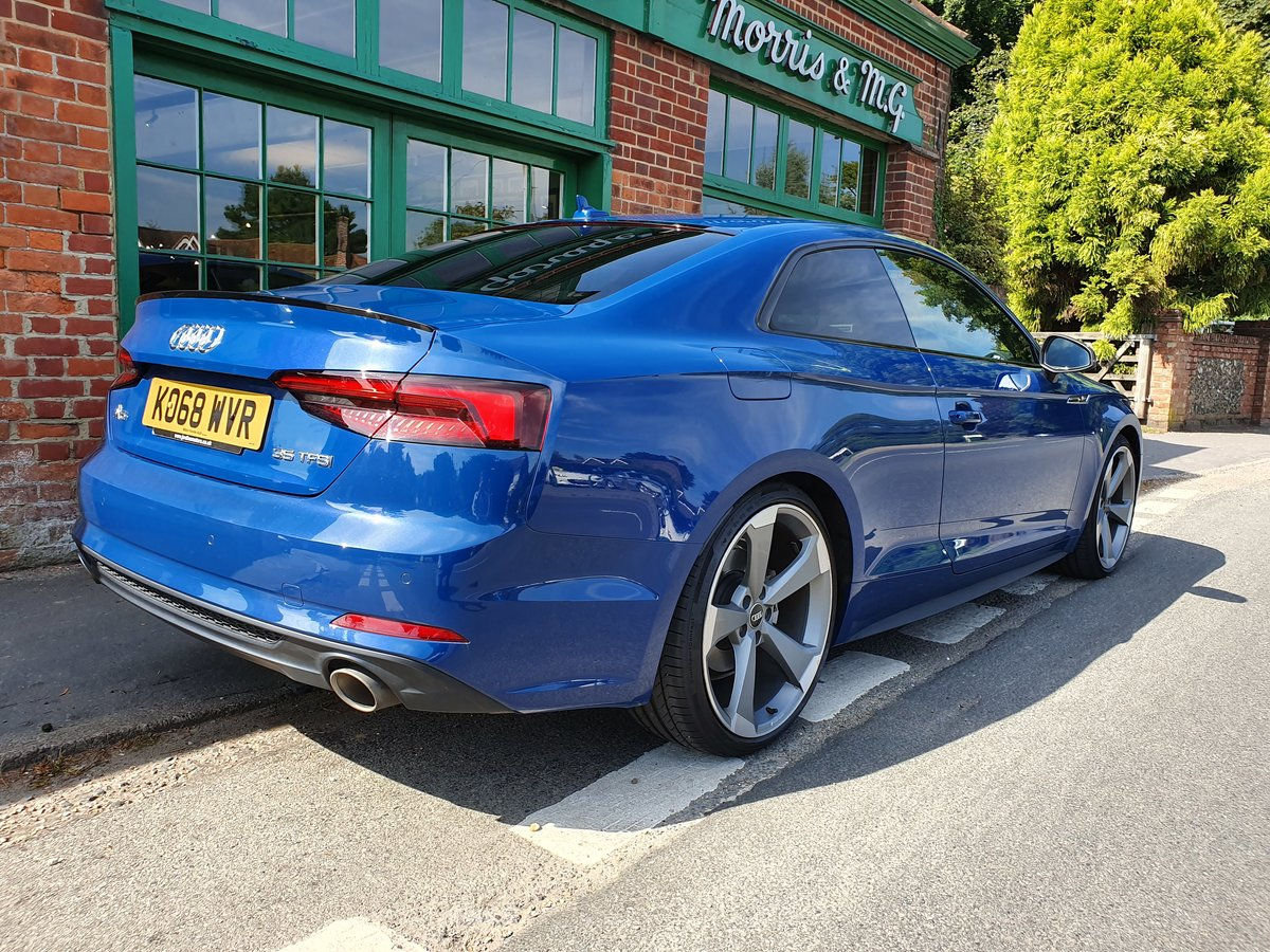 2019 Audi A5 TFSI S LINE BLACK EDITION SOLD (picture 3 of 6)