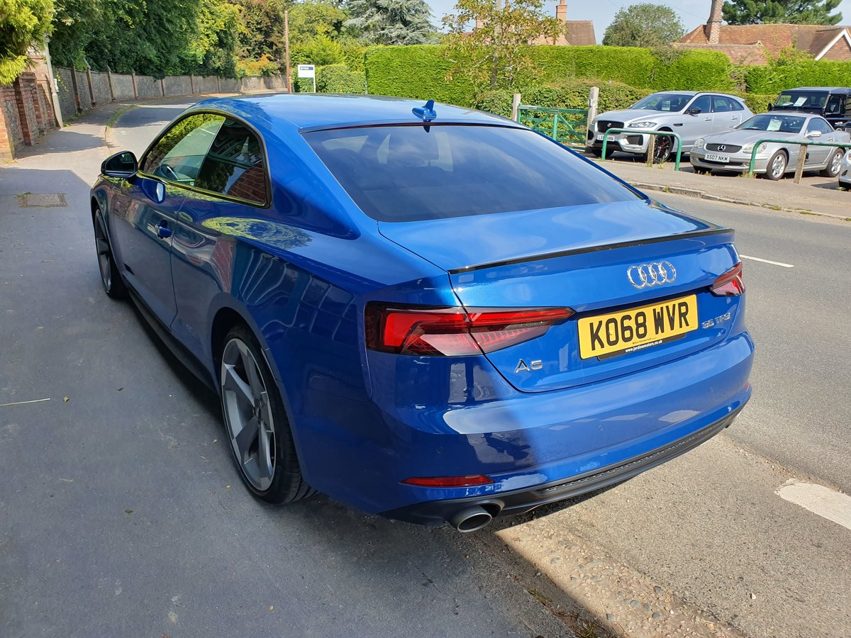 2019 Audi A5 TFSI S LINE BLACK EDITION SOLD (picture 5 of 6)