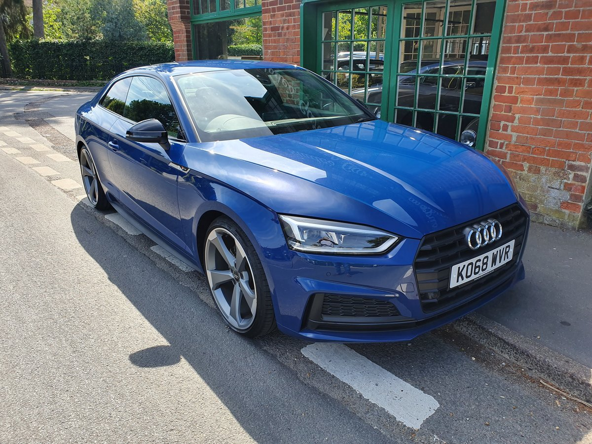2019 Audi A5 TFSI S LINE BLACK EDITION SOLD (picture 6 of 6)