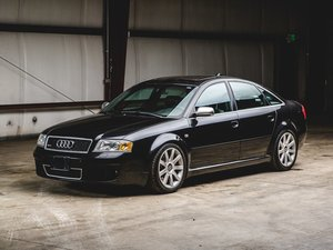 2003 Audi RS6  For Sale by Auction