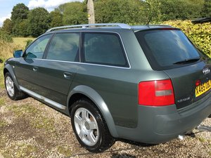 2001 Collector opportunity - Audi A6 Allroad For Sale
