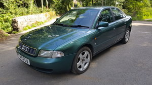 1997 AUDI A4 B5 2.8 QUATTRO SALOON FSH For Sale