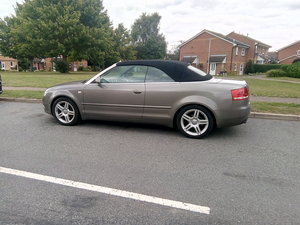 2008 Audi A4 convertible For Sale