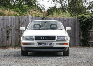 1993 Audi 80 Cabriolet For Sale by Auction