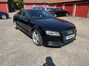 2011 Audi A5 s line 2.0 TDI low mileage For Sale