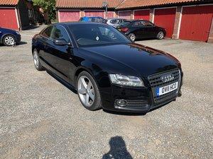 2011 Audi A5 s line 2.0 TDI low mileage