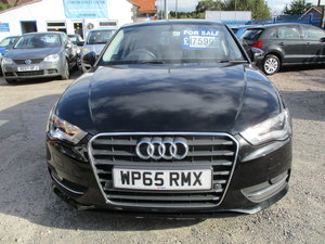 2014 A3 5 DOOR 1.6cc DIESEL OVER 60 MPG ZERO ROAD TAX NEW MOT  For Sale