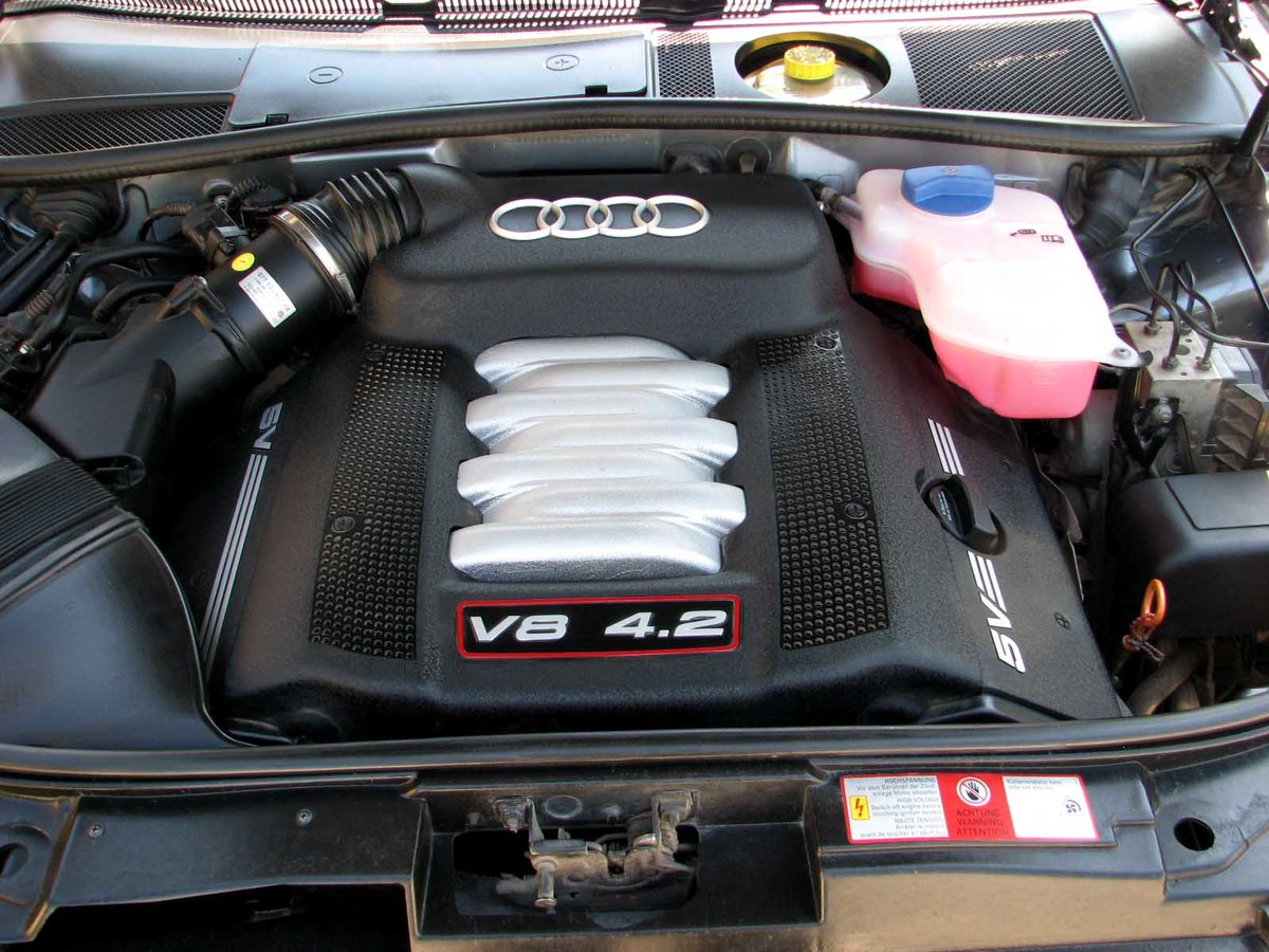 2001 S6 Avant Quattro Sport 340ps 4.2 V8 Schaltgetriebe For Sale (picture 5 of 6)