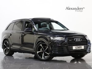 2019 19 19 AUDI Q7 3.0 TDI V6 50 BLACK EDITION TIPTRONIC QUATTRO  For Sale