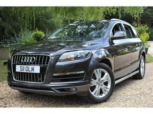 2010 Audi Q7 3.0 TDI SE Tiptronic quattro 5dr GREAT CONDITION AND