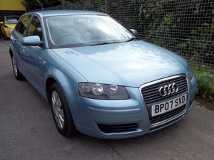 2007 Audi A3 1.6 For Sale