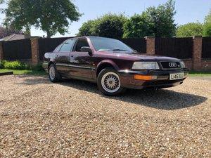 1993 Audi V8 Quattro 4.2 For Sale by Auction
