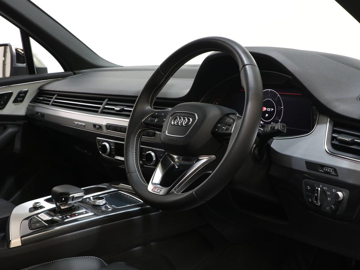 2017 17 17 AUDI SQ7 4.0 TDI V8 TIPTRONIC QUATTRO AUTO For Sale (picture 5 of 6)