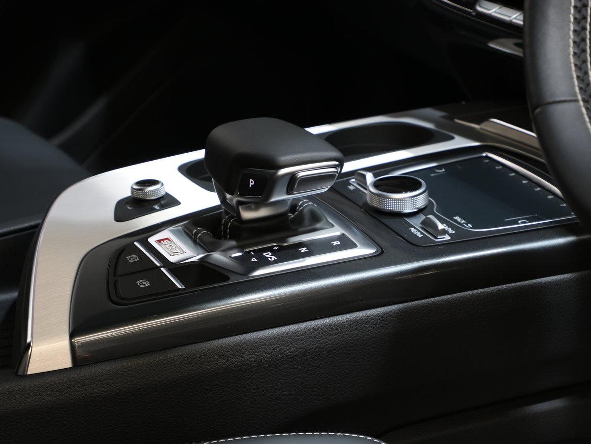 2017 17 17 AUDI SQ7 4.0 TDI V8 TIPTRONIC QUATTRO AUTO For Sale (picture 6 of 6)