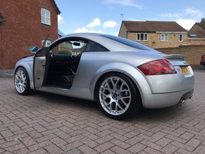 "2000 Audi TT 225 bhp*Quattro*Remapped 280bhp*Coilovers*18"" Alloys SOLD"