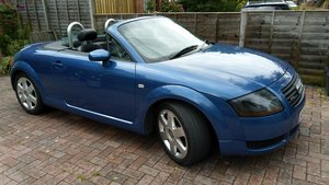 2001 Audi tt 1.8 Quattro For Sale
