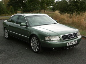 2002 Audi A8 2.8 Quattro 2.8 QUATTRO Sport For Sale