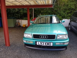 1994 Audi Coupe 2lt 16v For Sale