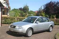 1998 A6 Avant - Barons Friday 20th September 2019 SOLD by Auction