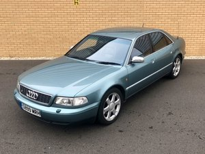 1998 AUDI S8 // 4.2L // QUATTRO // AUTO // 335 BHP // PX SWAP For Sale