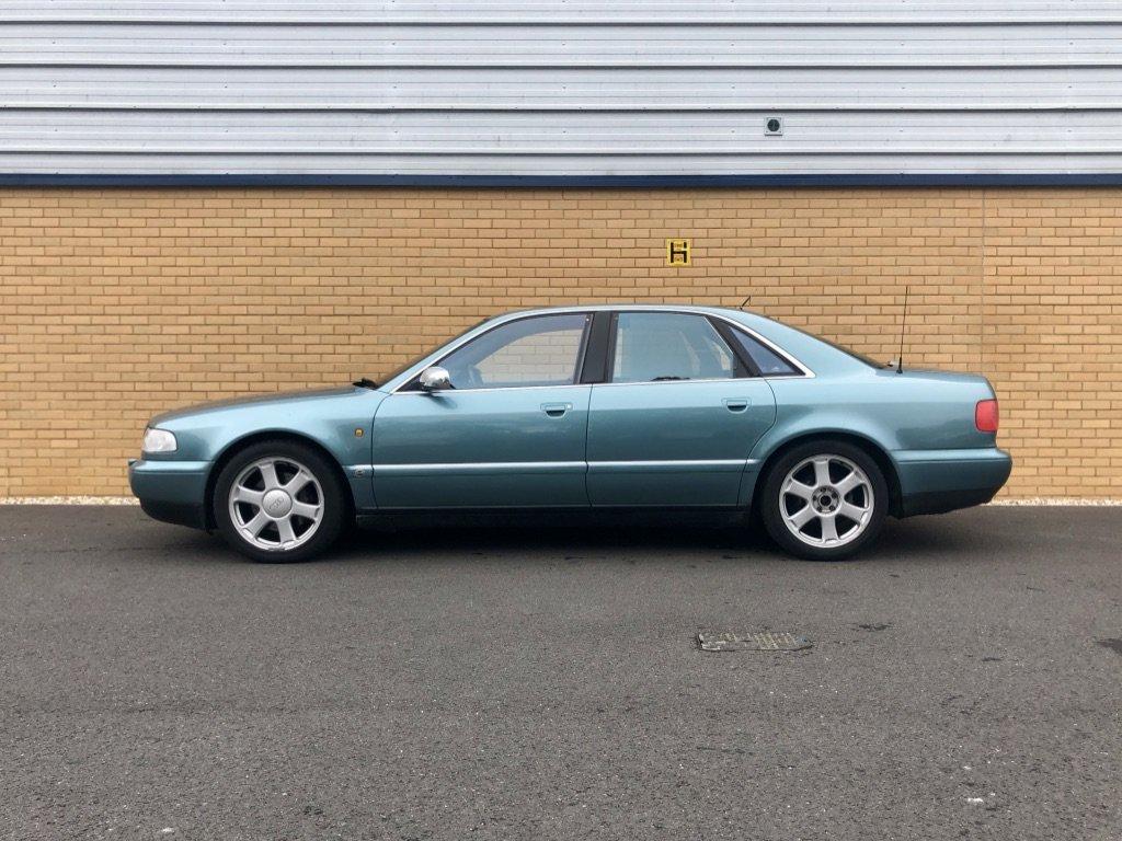1998 AUDI S8 // 4.2L // QUATTRO // AUTO // 335 BHP // PX SWAP For Sale (picture 3 of 10)